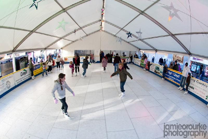 New Website Launched for Ice Rink